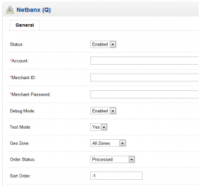 [1.5.x] Netbanx Credit Card Payment Integration