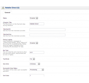 [1.5.x] Neteller Direct API Payment Integration