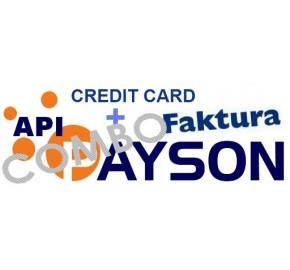 [1.5.x] Payson API Bundle (API CreditCard + API Faktura)