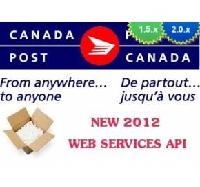 Canada Post WebService Live Rates 1.5.x/2.x/Mijoshop