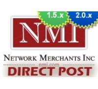 NetworkMerchants.com (NMI) Direct Post Integration (1.5.x/2.x)