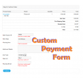 Custom Payment Form Builder (1.5.x/2.x/3.0)