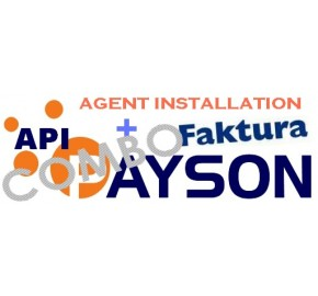[1.5.x] Payson Bundle (AgentInstallation + Faktura/API)