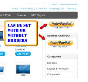 [1.5.x] Paypal Express integration