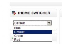 Theme Switcher (OpenCart Addon)