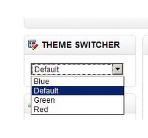 Theme Switcher (OpenCart Addon)